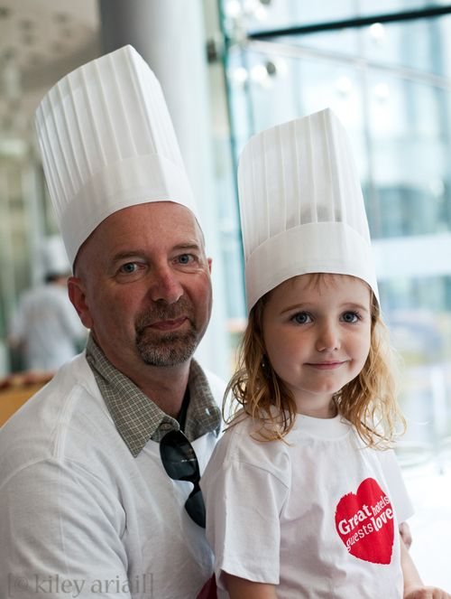 Vivi bruce chefs hats sm
