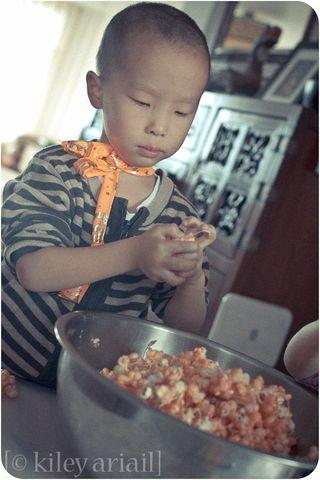 Popcorn balls (1 of 9)