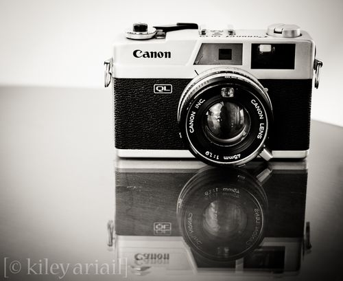Canonet BW sm