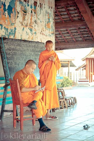 Monks in Yunnan (5 of 9)
