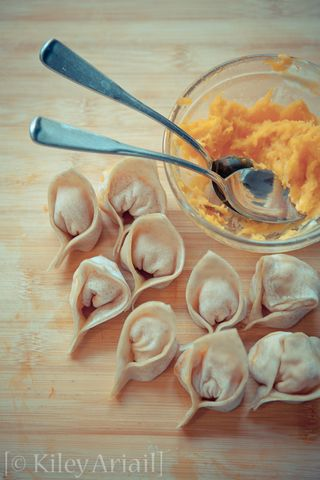 Pumpkin ravioli (7 of 7)
