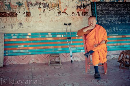Monks in Yunnan (2 of 9)