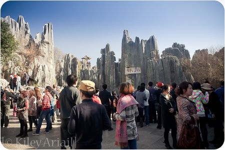 Yunnan Stone Forest (1 of 6)