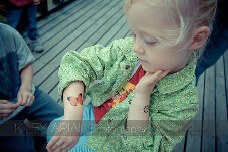 Tattoo stand 7