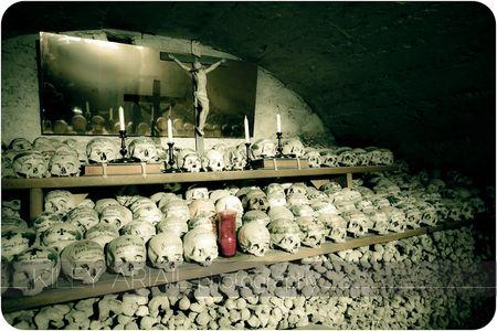 Hallstatt bone room 3