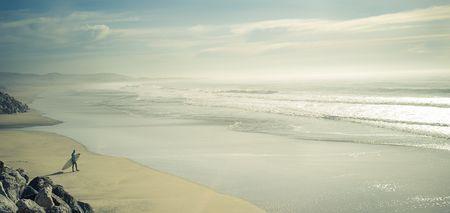 Half Moon Bay beach1