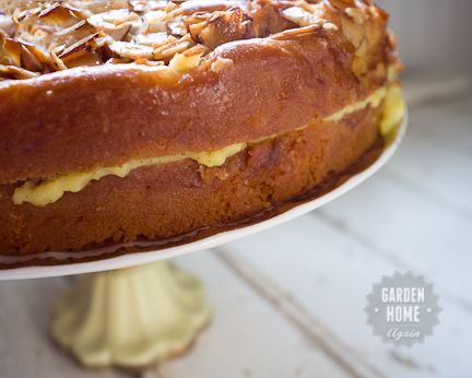 Bee Sting Cake - Garden Home Again 1